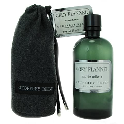 Beene Grey Flannel Eau de Toilette Spray, 250 ml