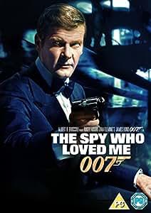 The Spy Who Loved Me [DVD] [1977]