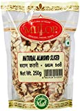 Miltop Natural Almond Slice, 250g