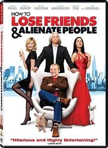 How to Lose Friends & Alienate People [DVD] [2008] [Region 1] [US Import] [NTSC]