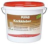Pufas Korkkleber für Wand- und Deckenverklebungen 8 kg