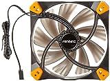 Antec TrueQuiet 120 LED-Gehäuselüfter (120mm) Inkl. 3-Pin zu 4-Pin Molex Adapter weiß