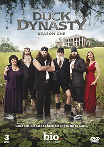 Duck Dynasty [DVD] [UK Import]
