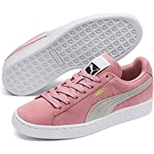 PUMA Women's Suede Classic WN's Trainers, Bridal Rose-Gray Violet, 5 UK 38 EU