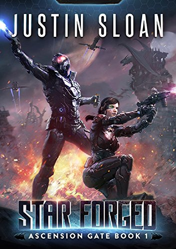 Star Forged (Ascension Gate Book 1)