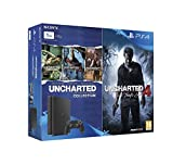 #3: Sony PS4 1 TB Slim Console (Free Games: Uncharted 4 & Uncharted: The Nathan Drake Collection)
