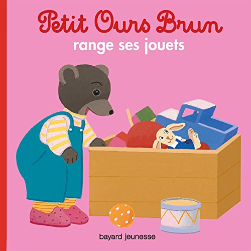 petit-ours-brun-range-ses-jouets-petit-ours-brun-poche-french-edition