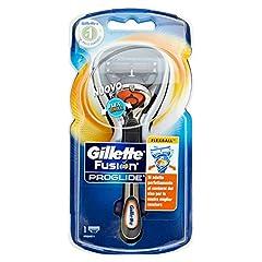Idea Regalo - Gillette Fusion ProGlide FlexBall Rasoio da Uomo
