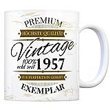 trendaffe - Vintage Tasse seit 1957 - Premium Exemplar - Zur Perfektion gereift -