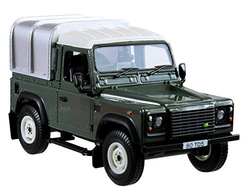 Britains 42732 Land Rover Defender 90 - Jeep Miniatura (Escala 1:32)