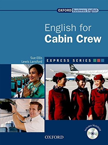 English for Cabin Crew: Student Book Pack: A Short, Specialist English Course (Express Series) (Pack Crew)