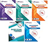 Mahendras Bank Kit English _2019 Latest Material(Combo of 5) I BANK PO I IBPS PO I RRB I CLERK ENTRANCE EXAM I LIC I RBI EXAM