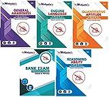 Mahendras Bank Kit English Latest Material (Combo of 5) [BANK | PO | CLERK | ENTRANCE | EXAM | RRB | IBPS | PO | LIC | RBI EXAM]