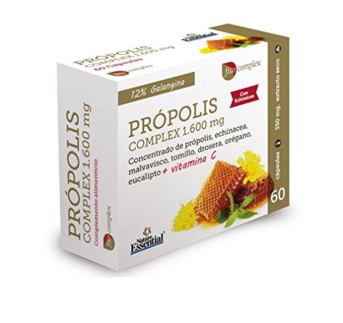 Nature Essential Própolis Complex - 60 Cápsulas