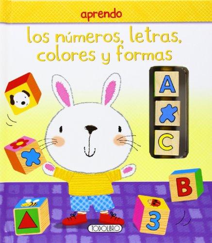 Aprendo los números, letras, colores y formas