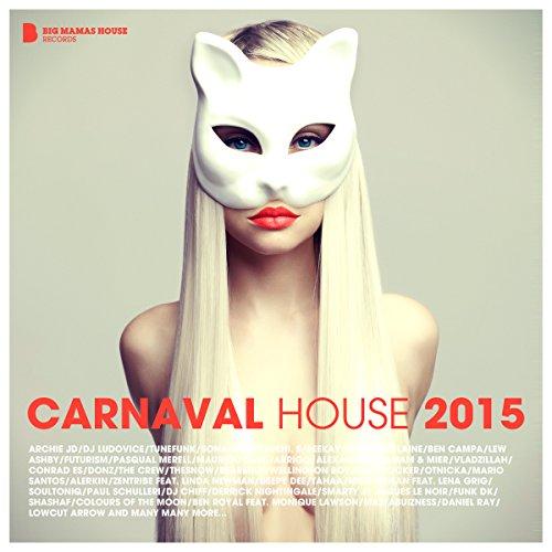 Carnaval House 2015 (Continuous DJ Mix)