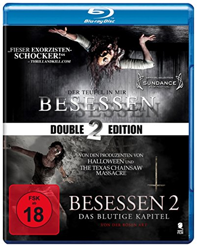 Besessen 1 & 2 (Double2Edition) [2 Blu-Rays]