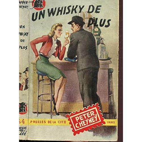 UN WHISKY DE PUS- COLLECTION ' UN MYSTERE.. ' N°64