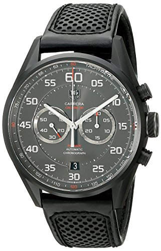 TAG Heuer Carrera Calibre 36 Chronograph Flyback Racing 43mm