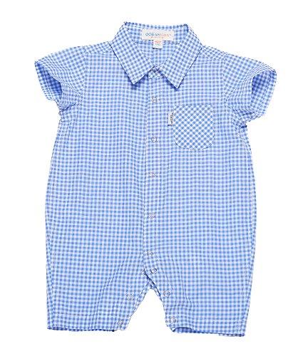 oceankids-bebes-ninos-prendas-de-abrigo-para-bebes-pequenas-jumpsuit-plaid-azul-12m-9-12-meses