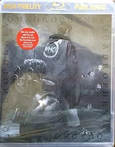 The Who: Quadrophenia [Blu-Ray Audio] [2014]