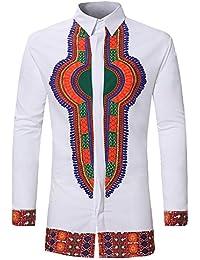 Amazon Fr Vetements Africains Chemises T Shirts Polos Et