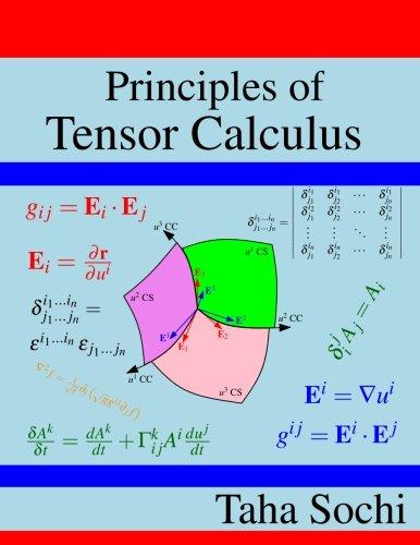 Principles of Tensor Calculus: Tensor Calculus por Taha Sochi