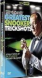 Steve Davis - Greatest Snooker Trickshots [Import anglais]
