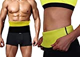 MARK AMPLE® Sweat Shaper Belt, Belly Fat Burner for Men & Women - Sizes M, L, XL, 2XL, 3XL and 4XL