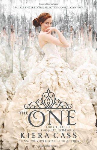 Buchseite und Rezensionen zu 'The One (Selection Trilogy, Band 3)' von Kiera Cass