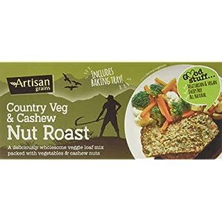 Artisan Grains Country Vegetable Nut Roast 200 g (Pack of 6)