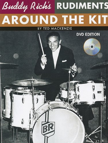 Buddy Rich's Rudiments Around the Kit [With DVD] - Corps Kit