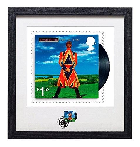 David Bowie Earthling Enmarcado cl/ásico /álbum Funda filmcell Factory, 30,5/cm