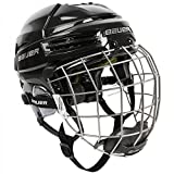 Bauer RE-AKT 100 Helmet Combo Youth, colore:black