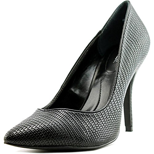 Style & Co Pyxiee Femmes Cuir Talons Black