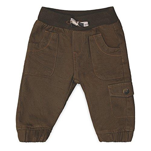 ESPRIT Baby-Jungen Hose RK22092, Braun (Dark Brown 690), 92