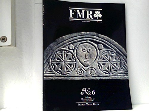 FMR the magazine of Franco Maria Ricci No.6