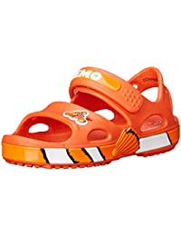 crocs Kids Unisex Crocband Ii Findingdory Sandals
