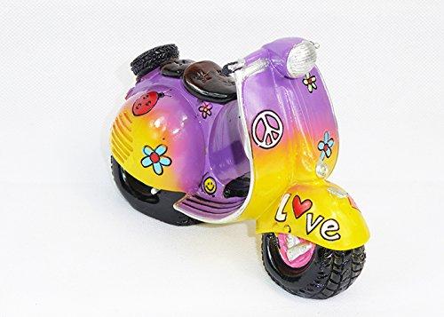 Scooter Peace Hucha cm 16Pz 1