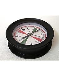 U.S. Navy Marine RADIO ROOM Wall Clock - LARGE - Marine / Nautical / Boat / Maritime
