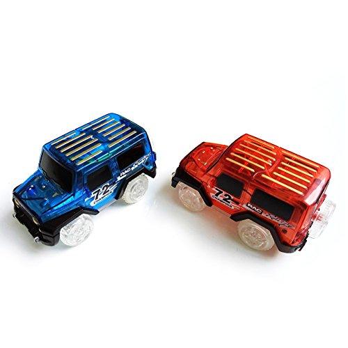 DSstyles 2 Piezas de Juguete eléctrico para Auto para...