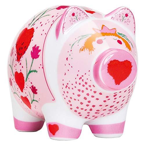 Sparschwein - klein Lena Linderholm 2009 / Ritzenhoff/Piggy Bank/Sammlerstück / Porzellan/Spardose