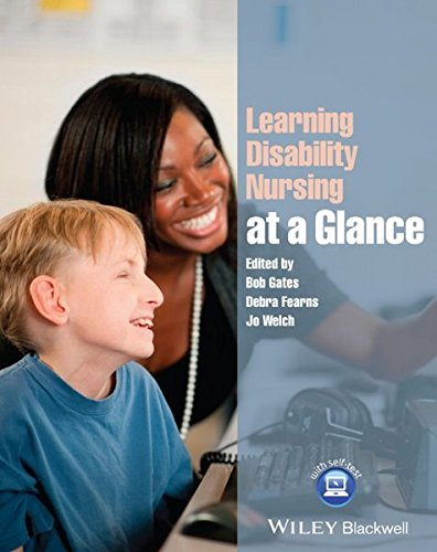 Learning Disability Nursing at a Glance (At a Glance (Nursing and Healthcare))