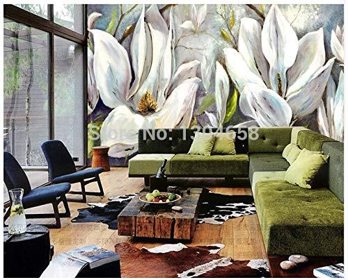 XLi-You 3D Tapete Fresko Custom 3D Wandbilder In Vitoria Garten Fernseher Schlafzimmer Wohnzimmer Hintergrund Wallpaper Wandmalerei Hintergrundbild 350cmX270cm