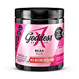 Goddess Nutrition - BCAA Plus Workout Powder Shake for Women - Aids Fitness