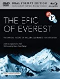 The Epic of Everest (DVD + Blu-ray) [UK Import]