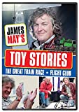 James Mays Toy Stories: Balsa Wood Glider / Great Train Race [UK Import]