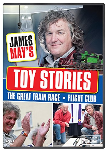 James May's Toy Stories: Balsa Wood Glider / Great Train Race [UK Import] (Toy Glider Flugzeuge)