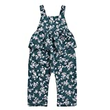 ♣ Tianya - Blumendruck-Riemen gekräuselte Strampler-Overalls Sunsuit-Sets Overall Bodysuit + Stirnband-Outfit Kleinkind Kids Baby Girls