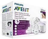 Philips Avent SCF334/02 Elektrische Komfort-Doppelmilchpumpe (inkl. Naturnah-Flasche) - 8